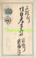 POSTCARD JAPAN JAPON CARTE - Lettres & Documents