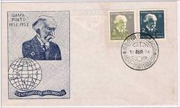 India Portuguesa, 1954, Cent. Nasc. Gama Pinto - Portugees-Indië