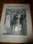 1910 L'ILLUSTRATION:Roses De Bagatelle;Notre Race;1er Paquebot Aérien;Aviation;Expo-Chasse à Vienne;Meeting à Rouen;etc - Journaux - Quotidiens