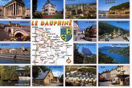 DAUPHINE - Isère - 38 - Hautes Alpes - Drôme - N54 - France