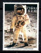PALAU. N°267 De 1989. L'homme Sur La Lune. - Space