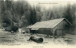 Environs De PLOMBIERES Les BAINS - Scierie En Fôret - Plombieres Les Bains