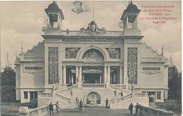 ROUBAIX - EXPOSITION INTERNATIONALE DU NORD DE LA FRANCE - ROUBAIX 1911 - N° 13 - PALAIS DE LA REPUBLIQUE ARGENTINE - Roubaix