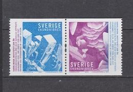 SCIENCE CHEMISTRY BERZELIUS DISCOVERY OF SILICON - SWEDEN 2010 MNH A Naszarkowski Engraved Stamps - Chemistry