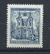 Autriche N°873A** (MNH) 1957/65 - Église De Christkindl - 1945-.... 2nd Republic