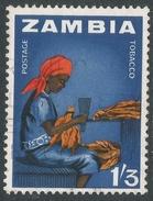 Zambia. 1964 Definitives. 1/3 Used. SG 102 - Zambia (1965-...)