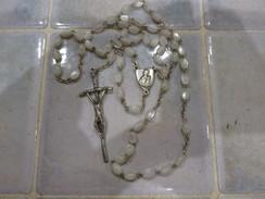 1 Chapelet Perle En Nacre - Religion & Esotericism