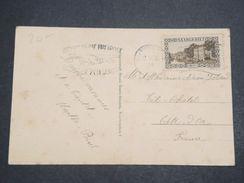 SARRE - Oblitération De Sarrebruck Sur Carte Postale En 1932 Pour La France - L 10260 - 1920-35 Société Des Nations