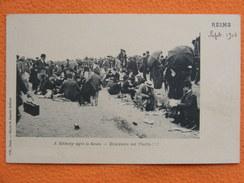 CPA Reims (51) - A Bétheny (après La Revue) - Déjeuner Sur L'herbe !!! 1901 - Reims