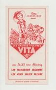 BUVARD VITA Les Graines Vivantes - Farm