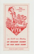 BUVARD VITA Les Graines Vivantes - Agriculture