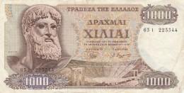 GRECIA 1000 DRACME - VF (25A - Grecia