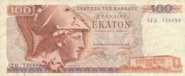 GRECIA 100 DRACME -VF (32A - Grecia