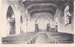 WESTHAM CHURCH INTERIOR - England