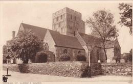 SANDWICH - ST CLEMENTS CHURCH - England