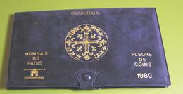 Série Fleur De Coin - France - 1980 -  FDC - - Z. FDC