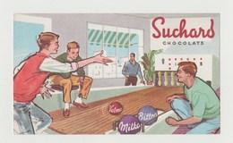 BUVARD CHOCOLATS SUCHARD - Cocoa & Chocolat