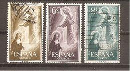 España/Spain-(usado) - Edifil  1206-08  - Yvert  897-99 (o) - 1931-Aujourd'hui: II. République - ....Juan Carlos I