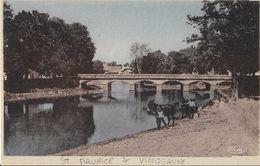SAINT MAURICE SUR VINGEANNE Le Pont - Francia
