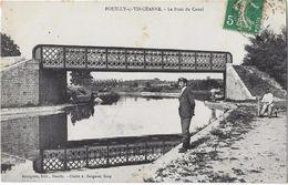 POUILLY SUR VINGEANNE Le Pont Du Canal - Francia