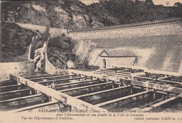 81 Carmaux - Verrerie De Carmaux - Parc à Bouteilles - Animée N° 26 - Carmaux