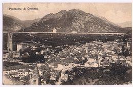 Gemona- Panorama - Viaggiata 1921 - Udine