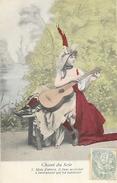 Femme Et Sa Guitare - Série Chant Du Soir - N° 3: Mais D'abord, Il Faut L'instrument... - Vrouwen