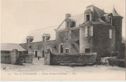 CV / 44 - GUERANDE - Ancien Château De Crémeur (impeccable) - Guérande