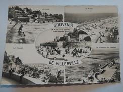 SOUVENIRS DE VILLERVILLE 1602 - Villerville