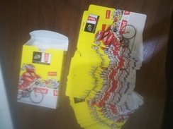Jeu De 54 Cartes   Le Tour De France  CYCLISME   VELO  Vittel - Dessin De Roger Blachon - Neuf Sous Blister - Jeux De Société