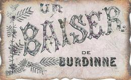 Burdinne - Un Baiser De Burdinne  (1907) - Burdinne