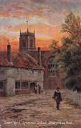 Court Yard, Grammar School, Stratfort On AVon (40602) - Stratford Upon Avon