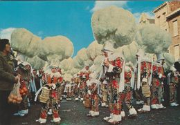 Binche - Carnaval  Belgium.  # 05631 - Binche