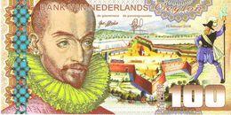Netherlands Ceylon - 100 Gulden 2016 - Unc - Fantasy Banknote - Private Issue - Not A Legal Tender - Billets