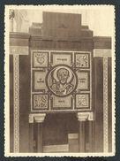 Norbertijner Abdij Tongerloo  Epistel-ambo  (mozaïeken)  Architect J Ghobert 1925 - Westerlo
