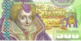 Netherlands Ceylon - 500 Gulden 2016 - Unc - Fantasy Banknote - Private Issue - Not A Legal Tender - Billets