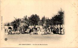 Algérie - AÏN-TEMOUCHENT - Un Coin Du Marché Arabe - Algerien