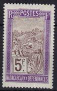 Madagascar N° 110 * - Madagaskar (1889-1960)