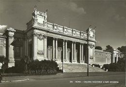 """81 - """"ROMA - GALLERIA NAZIONALE D'ARTE MODERNA - ARCHITETTURA DEL '900"""" - Musei"""