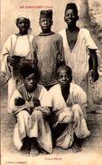 Algérie - AÏN-TEMOUCHENT (Oran) - Cireurs Nègres - Algerien