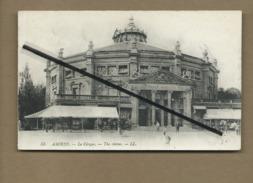 CPA Rétrécit,provenant D'un Carnet -  Amiens - Le Cirque -(cachet Au Verso : Société Des Jardins Ouvriers ,Beauvais ) - Amiens