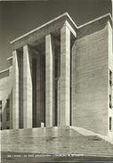 """83 - """"ROMA - LA CITTA' UNIVERSITARIA - INGRESSO AL RETTORATO - ARCHITETTURA DEL '900"""" - Edificio & Architettura"""