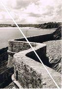 SAINT CAST (Côtes D'Armor) - Remparts En Bord De Mer - Saint-Cast-le-Guildo
