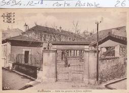 PIERRELATE école De Garçon - Autres Communes
