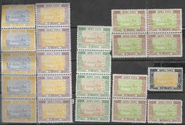 _7Bb-988: Restje Van 20 Zegels Diverse ..postfris..... Om Verder Uit Te Zoeken - Montenegro