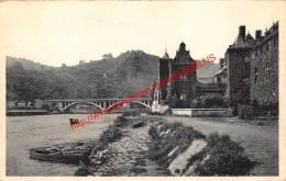 Le Pont Hesbaya-Condroz Et La Vieille Maison De Batta - Huy - Huy