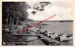 Lac De Virelles - L'embarcadère - Chimay - Chimay