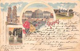 RENNES  -  Souvenir De ...  En 1899 ! - Rennes