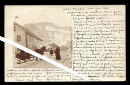 GERMANIA - GERMANY - TODTMOOS 1904 - FOTCARTOLINA UNICA - FOTOKARTE. VIAGGIATA PER MILANO - Todtmoos