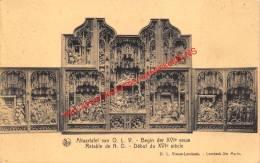 Altaartafel Van O.L.V. - Onze-Lieve-Vrouw-Lombeek - Roosdaal